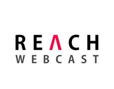 REACH WEBCAST
