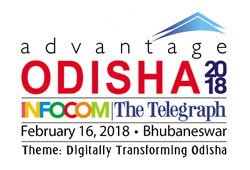 INFOCOM - The Telegraph Advantage Odisha 2018